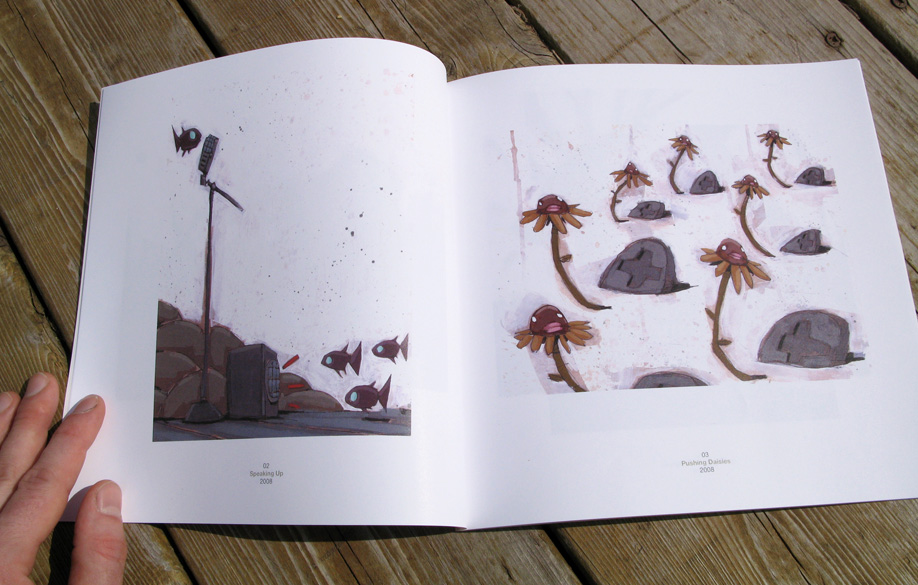Ric Stultz Works On Paper Book
